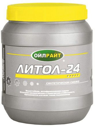 Литол-24 (5кг) OIL RIGHT