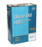 KIXX GEARTEC  OIL HD GL4 75/85 (4л) п/синт