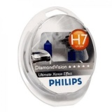 Лампа H7 12V 55 Вт PHILIPS Diamond Vis(P-12972DV2